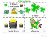 Spanish St. Patrick's Day 2 Booklets - El Dia de San Patricio