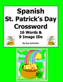 Spanish St. Patrick's Day Crossword Puzzle and Vocabulary IDs - San Patricio