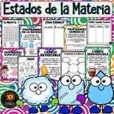 Spanish: States of Matter (Estados de la Materia) Distance
