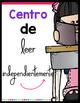 Spanish Literacy Center Signs