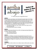 Spanish Stem-Change Verb Partner Activities-Version 1