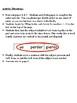 Spanish Stem-Change Verb Writing Activity (e-ie, e-i)