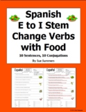 Spanish Stem Change Verbs Pedir and Servir Translations and Conjugations