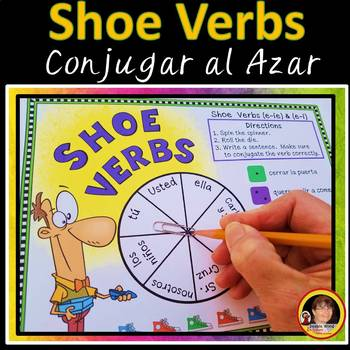 Spanish Stem-Changing Verbs Conjugation Boards