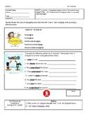 Spanish Stem Changing Verbs Lesson