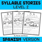 Spanish Syllable Stories 2