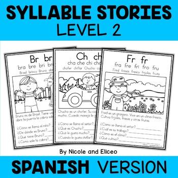 Spanish Reading Comprehension Passages - Set 2