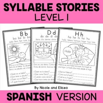Spanish Reading Comprehension Passages 1