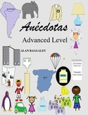 Spanish Stories and Activities-Advanced Level (TPRS or Reader)