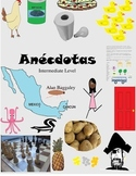 Spanish Stories and Activities-Intermediate Level (TPRS or Reader)