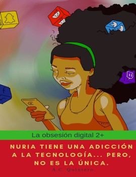 Spanish Story 2+ La obsesión digital (Pres/past), Technology, Social Media #FVR