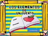 Spanish Story Elements/  Elementos de un cuento