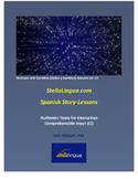Comprehensible-Input Spanish Story-Lessons - Orpheus and E