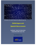 Comprehensible-Input Spanish Story-Lessons -- The Power of a Child: lesson 16