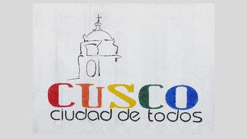 Spanish Street Signs (Cusco edition)
