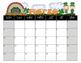 Spanish Student Calendar August 2016- July 2017