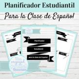 Spanish Student Planner
