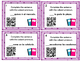 Spanish Subject Pronouns - Task Cards with QR Scan Codes
