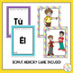 Pronombres Personales Subject Pronouns Flashcards and Posters