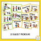 Subject Pronouns in Spanish Flashcards and Posters - Pronombres Personales