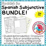 Spanish - Present Subjunctive BUNDLE!