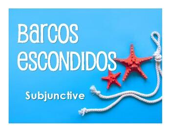 Spanish Subjunctive Battleship-Style Game