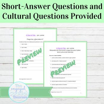 Spanish Subjunctive Grammar and Culture through Music