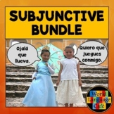 Spanish Subjunctive Lesson Plans:  Games, Quizzes, Activit