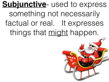 Spanish Subjunctive after Impersonal Expressions PowerPoint Presentation