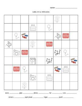 Spanish - Sudoku Puzzle - Fiesta
