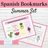 Spanish Bright Bookmarks