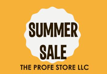 Spanish Summer Sale 2017