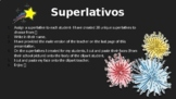 Spanish Superlativos