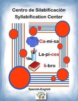 Spanish Syllabification / Silabificacion de Palabras in a Station
