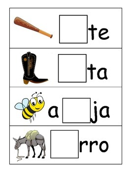 Spanish Syllable Centers