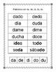 Spanish Syllable Dd Word Sort
