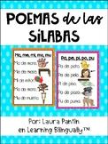 Spanish Syllable Poems