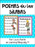 Spanish Syllable Poems