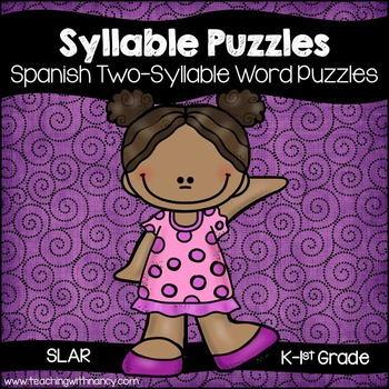 Spanish: Syllable Puzzles