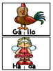 Spanish Syllable Puzzles