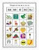 Spanish Syllable Ss Word Sorts