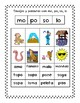 Spanish Syllable Vowel Oo Word Sorts