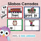 Sílabas cerradas Spanish Closed Syllables