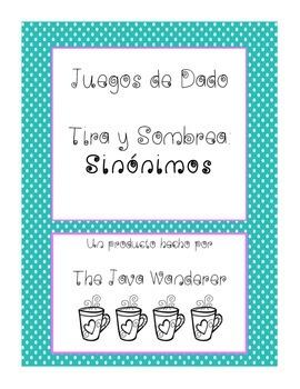 Spanish Synonym Game