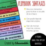 Spanish Syntax Flipbook
