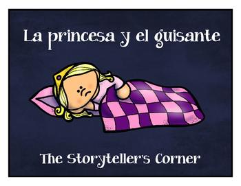 Spanish Fairytale - La princesa y el guisante