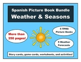 Spanish Weather & Seasons Picture Book Bundle