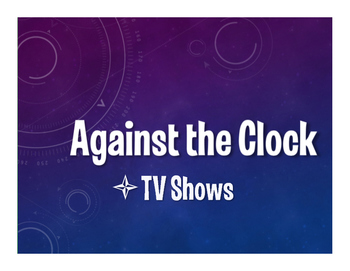Spanish TV Shows Against the Clock