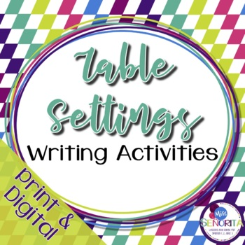 Outstanding Table Setting Activities Pictures - Best Image Engine ...