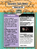 Spanish Talk Newsletter January Edition Cadalina's Creativ